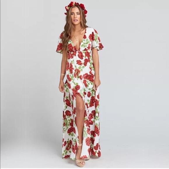 Show Me Your MuMu Dresses & Skirts - Show Me Your Mumu Floral Maxi